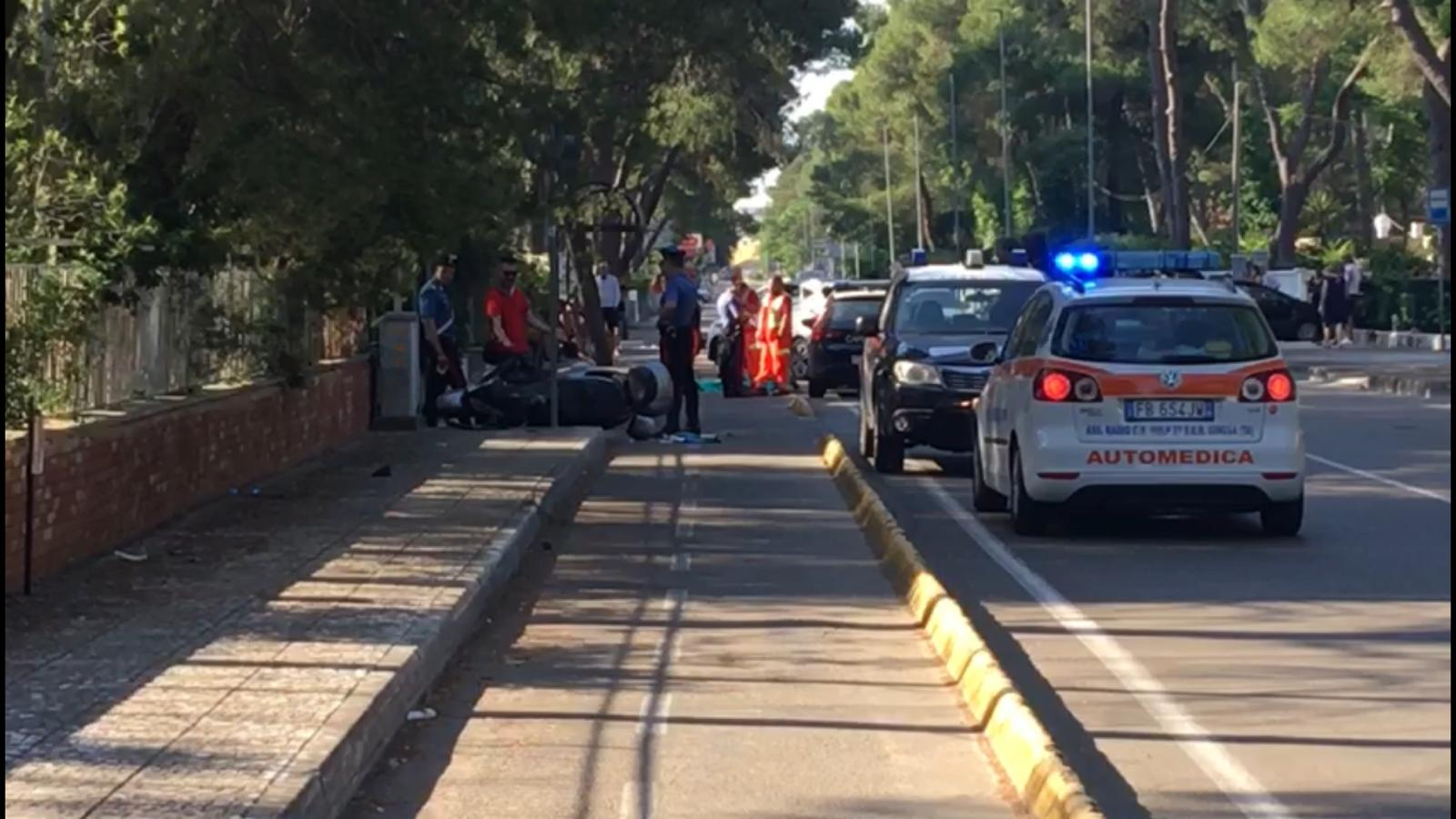 Tragico incidente a Castellaneta Marina