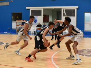 Finali under 16 di basket