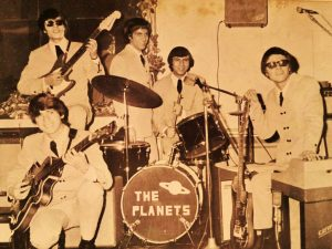 The Planets band